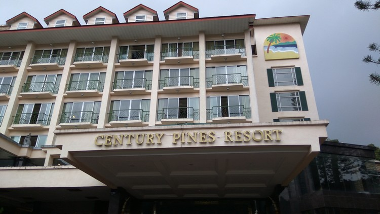 Pengalaman Bercuti Di Hotel Century Pines Resort