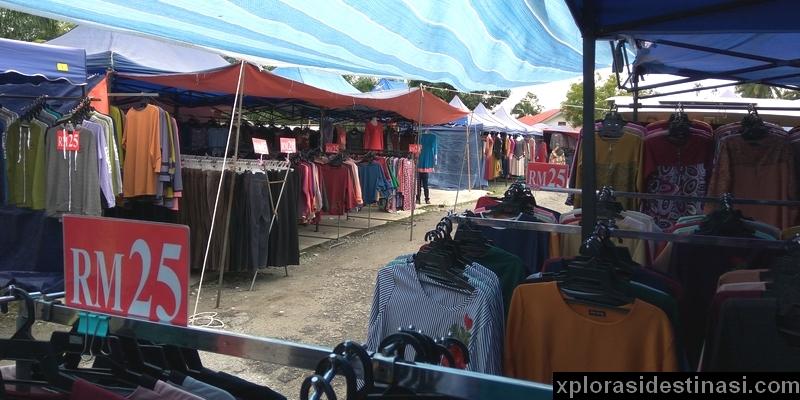 Harga baju blouse wanita murah di pasar kemboja parit buntar