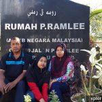 Sedikit Kenangan Kecil Rumah P Ramlee