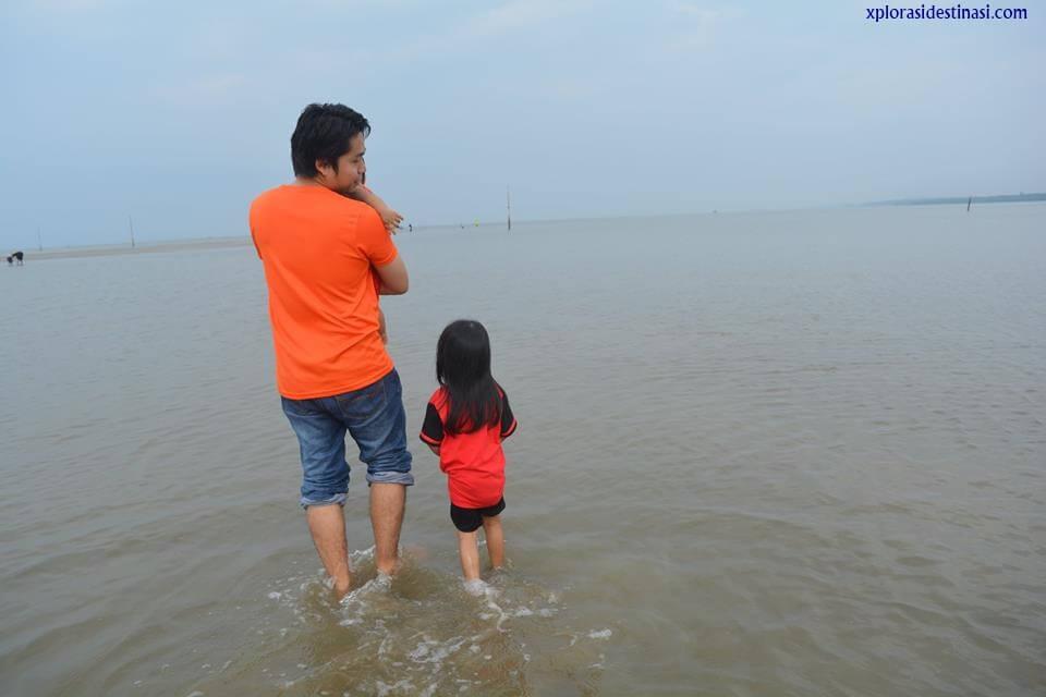 air-surut-pantai-bagan-lalang