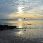 Pantai Remis Kuala Selangor – Menikmati suasana waktu senja yang mendamaikan