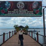 Pulau Orang Utan Di Bukit Merah Perak