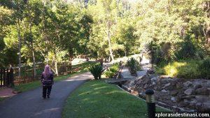 Persekitaran di Taman Botani Pulau Pinang