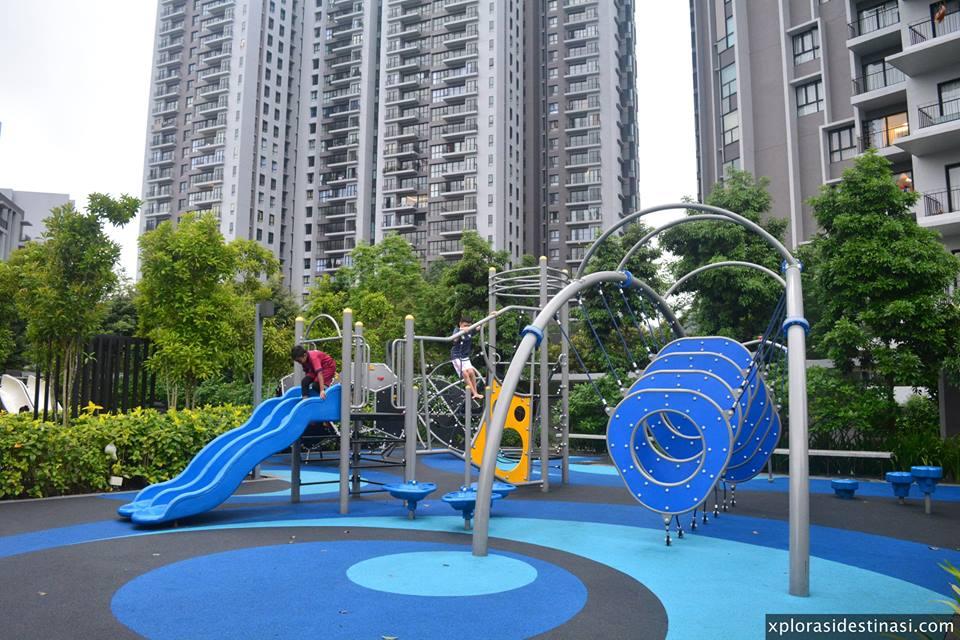 homestay-ada-taman-permainan