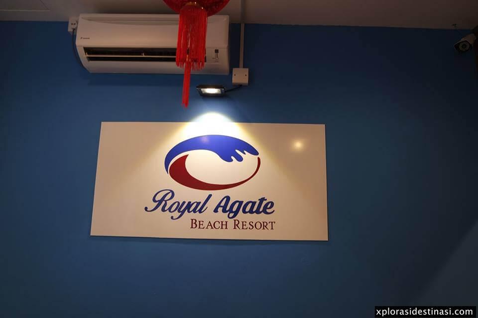 Pengalaman menginap di Royal Agate Beach Resort semasa bercuti di Pulau Langkawi