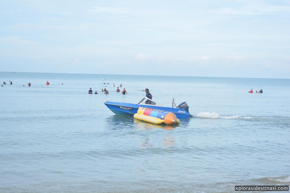 Apa yang menarik di Pantai Corus Paradise Port Dickson?