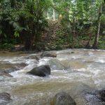Mencari tapak perkhemahan di Taman Negeri Selangor, Hutan Lipur Sungai Tua