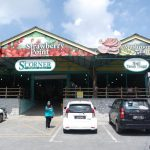 S'Corner Central Market – Tempat shopping di Cameron Highland