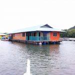 Chalet Terapung di Kota Kuala Muda