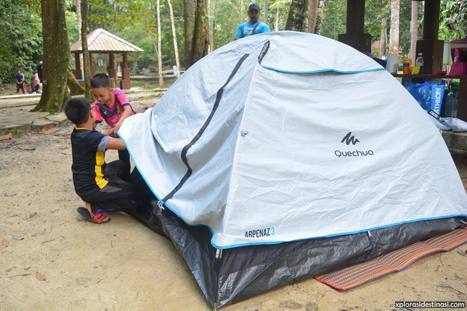 camping-taman-negeri-selangor
