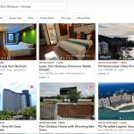 Rancang percutian pendek dengan mudah menerusi laman web Airbnb