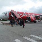 Cara buat pembetulan nama pada tiket penerbangan Air Asia