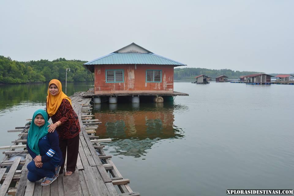 Pengalaman menginap di Teluk Bayu Floating Chalet, Kota Kuala Muda, Kedah