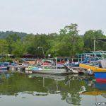 Kisah perjalanan ke Teluk Bayu Water Chalet, Kota Kuala Muda, Kedah