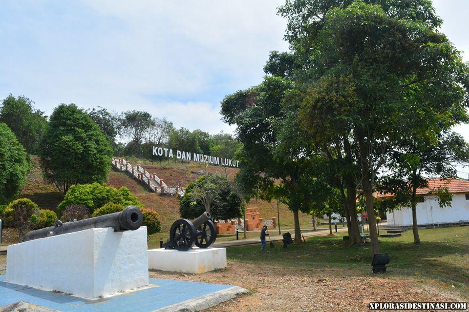 Lawatan ke Muzium Lukut semasa bercuti ke Port Dickson