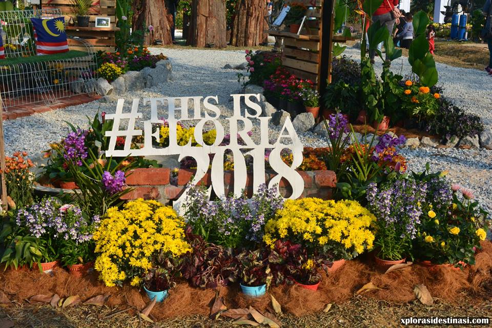 Royal Floria Putrajaya 2018 – 10 Wonders of Floria