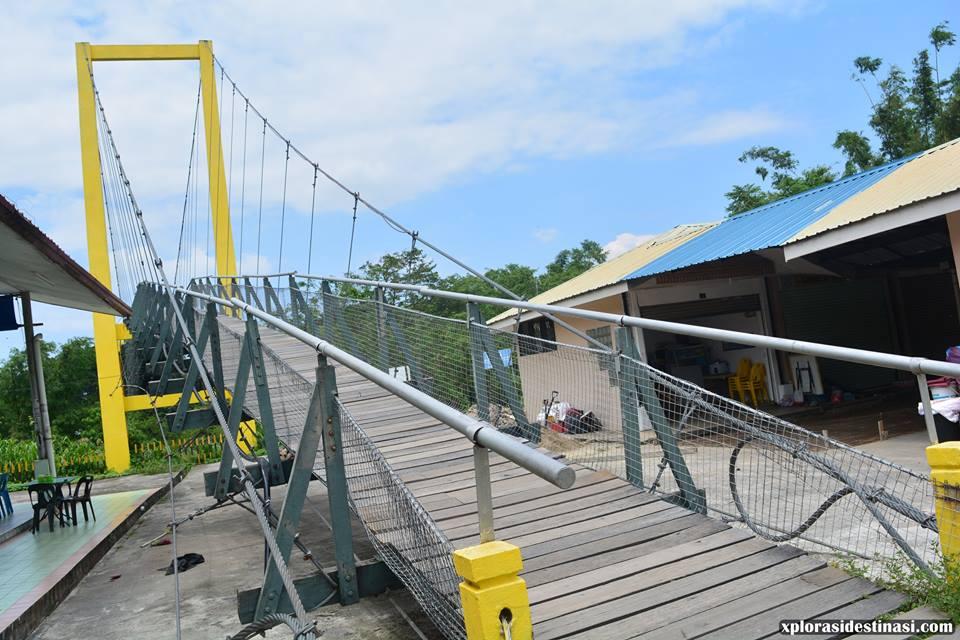 sejarah-jambatan-gantung-tamparuli-sabah