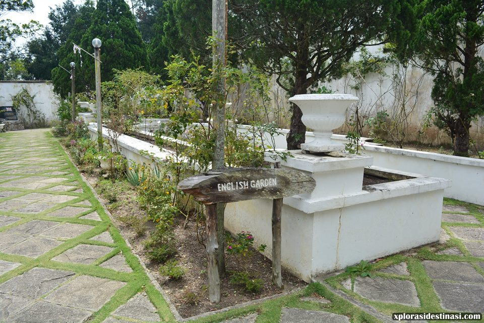 taman-inggeris-kundasang-war-memorial
