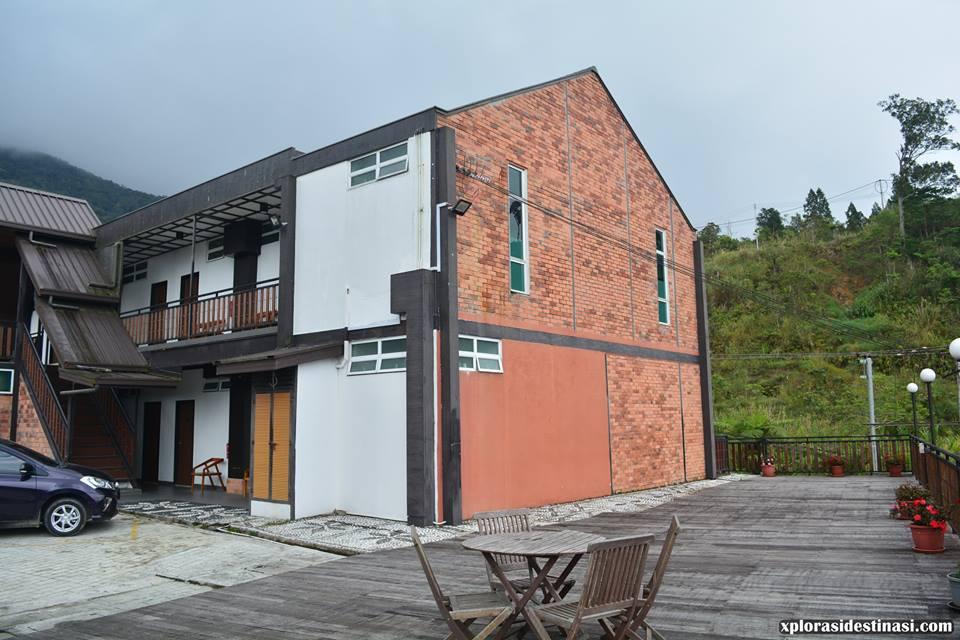 lokasi-h-benjamin-residence