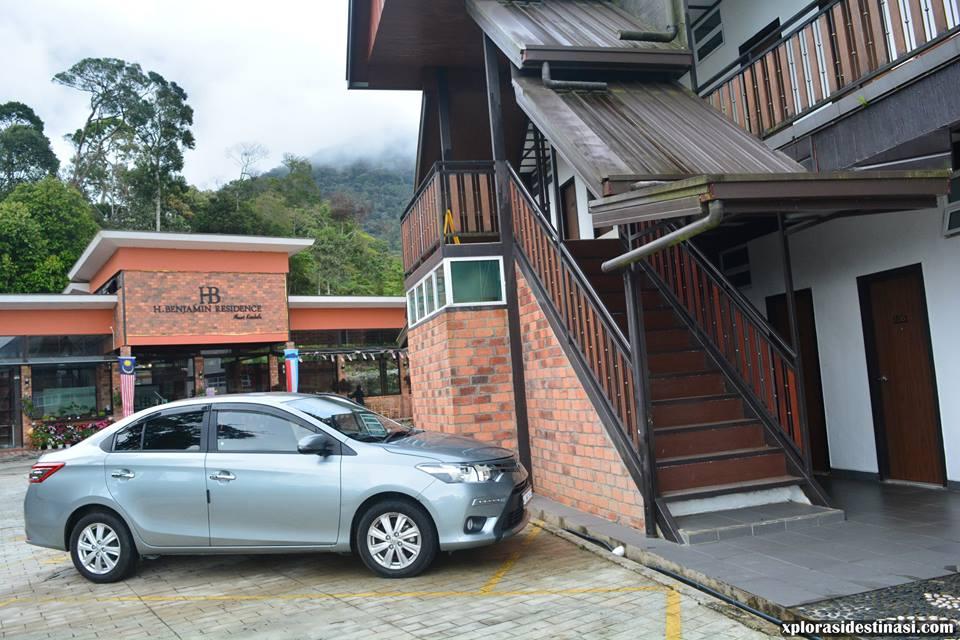 tempat-parking-h-benjamin-residence