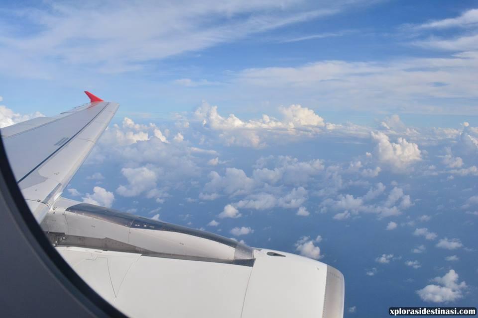 Bagaimana cara solat dalam kapal terbang?