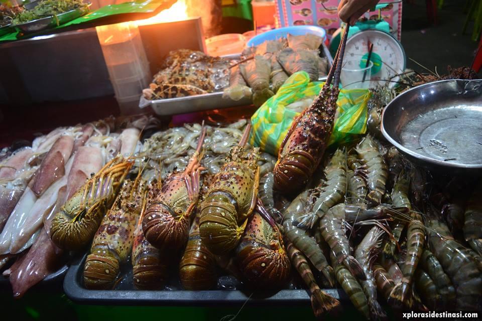 makan-seafood-murah-di-sabah