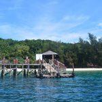 Pakej Island Hopping dan snorkeling ke Pulau Manukan dan Pulau Sapi Sabah