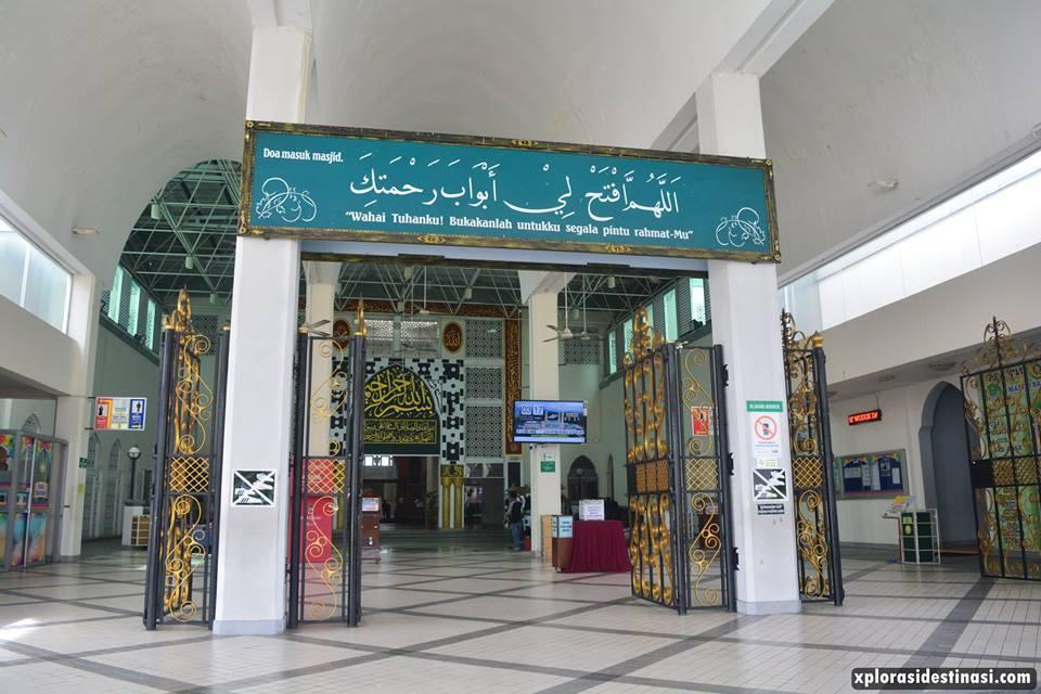 masjid-jamek-bandaraya-kota-kinabalu