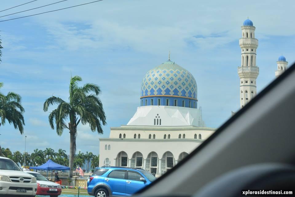 masjid-bandaraya-kota-kinabalu