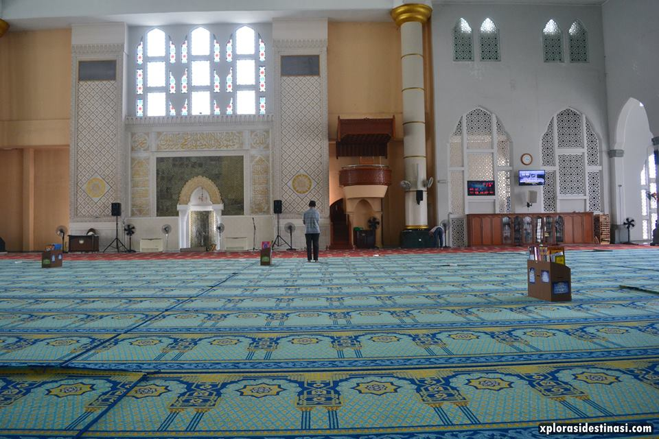 masjid-bandar-kota-kinabalu