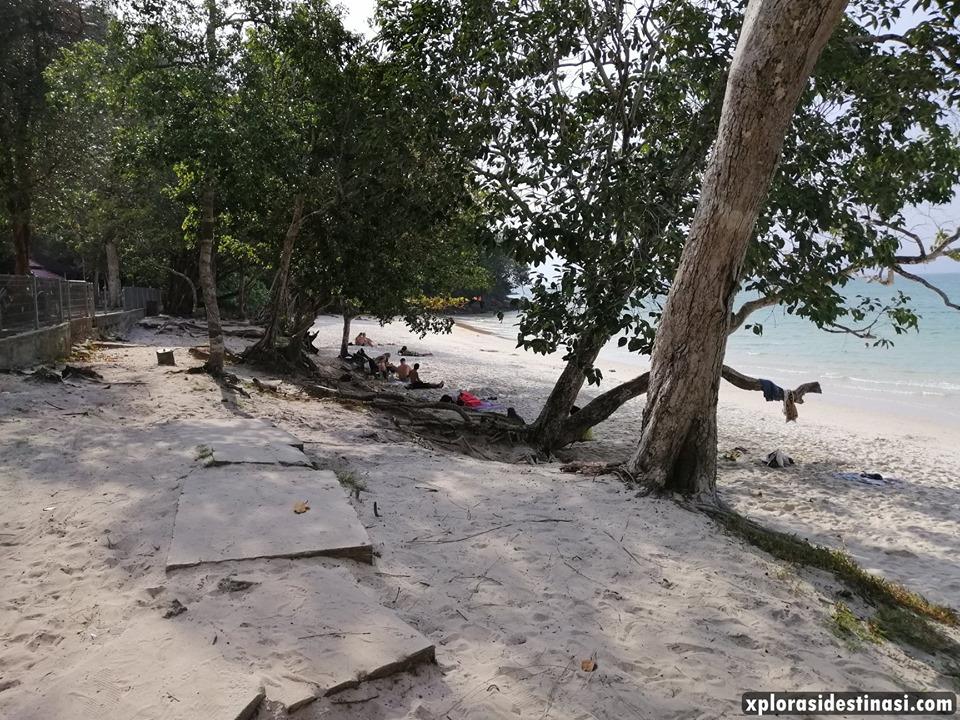 pantai-pasir-tengkorak-langkawi