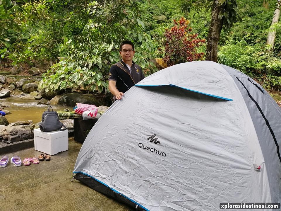 camping sungai gabai boleh ke