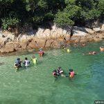 Travelog Percutian ke Pulau Pangkor 2020 – Aktiviti Snorkeling Pada Hari kedua di Pangkor