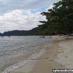 Suatu petang di Pantai Pasir Bogak Pulau Pangkor