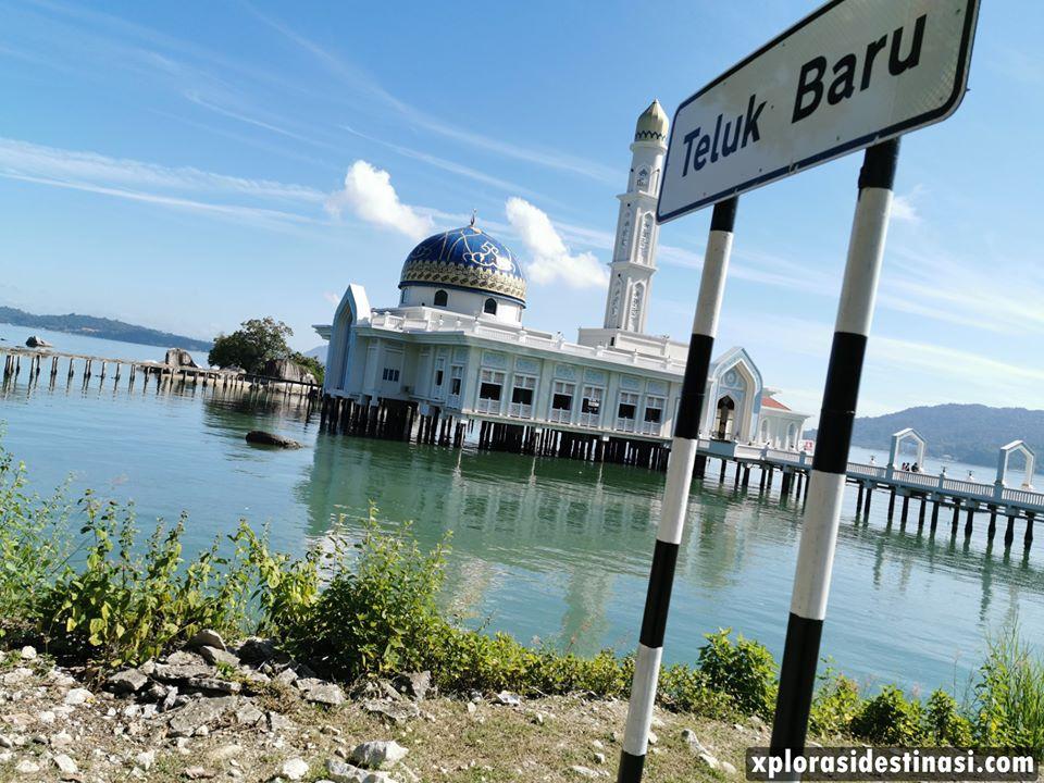 masjid-terapung-pangkor