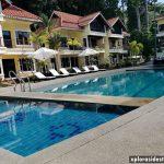 Pengalaman menginap di Anjungan Beach Resort semasa percutian di Pulau Pangkor